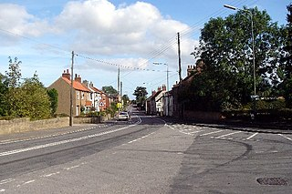 Ulceby, North Lincolnshire Human settlement in England