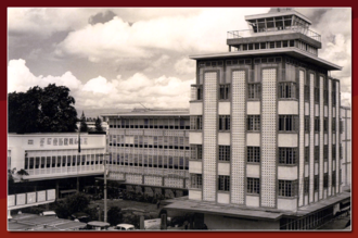 University of Mindanao - The first Buildings located in Bolton St. Davao City