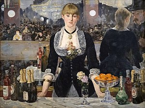 Un bar aux Folies-Bergère d'E. Manet (Fondation Vuitton, Paris) (33539037428).jpg