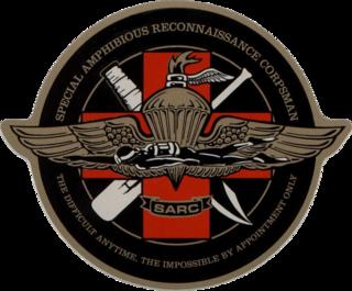 Special amphibious reconnaissance corpsman