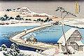 Unusual Views of Celebrated Bridges in the Provinces-Koutsuke Sano Hunakashi No Kozu.jpg