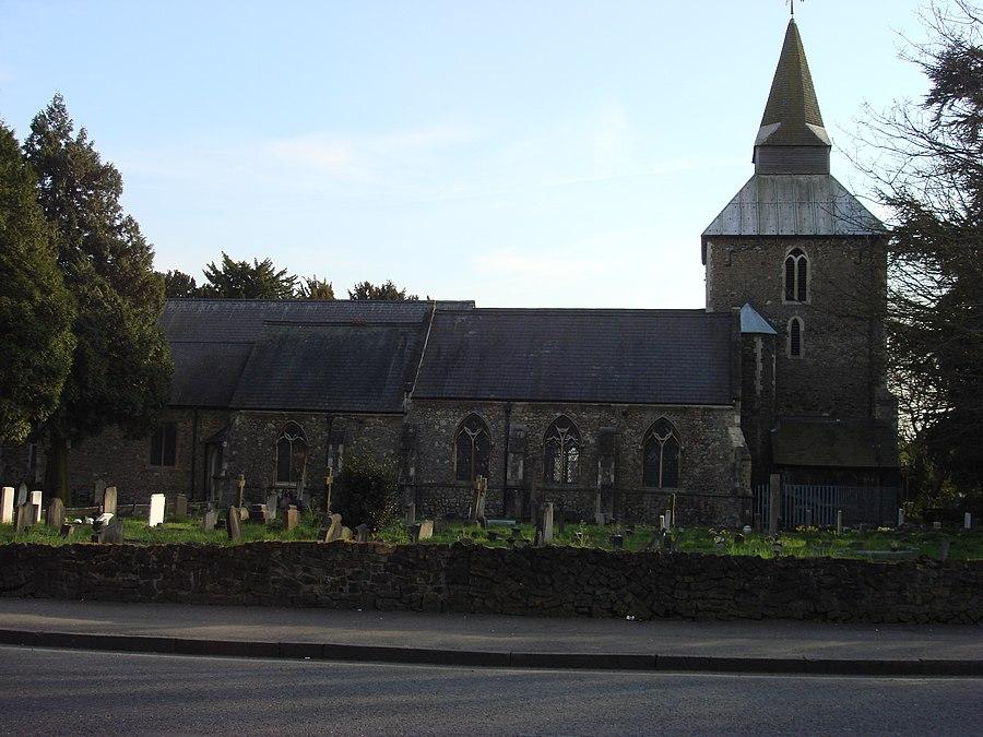 Church of St Laurence, Upminster