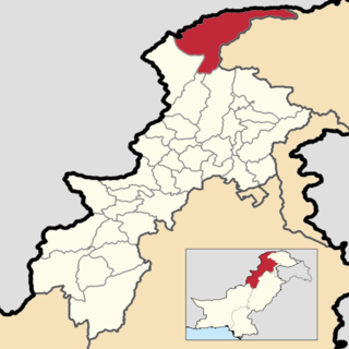 Upper Chitral District District in Khyber Pakhtunkhwa, Pakistan