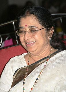 Usha Mangeshkar Indian singer (born 1935)