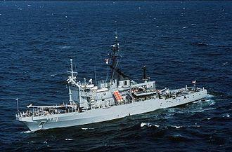 USCGC Alex Haley (WMEC-39) - Image: Uss edenton 09310103