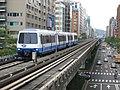 VAL256 on Taipei MRT Muzha Line 20070709.jpg