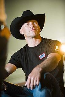 Donald Cerrone American mixed martial arts fighter