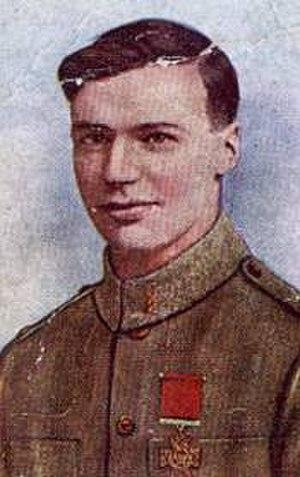 Leo Clarke (VC) - Image: VC Leo Clarke