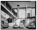VIEW OF WEST REAR - Lewis Building, 2463-65 Washington Boulevard, Ogden, Weber County, UT HABS UTAH,29-OGDEN,3-7.tif