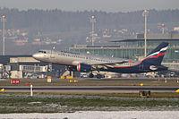 VP-BWF - A320 - Aeroflot