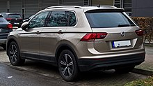 What Does Tiguan Mean >> Volkswagen Tiguan Wikipedia