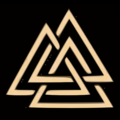 Valknut orange.PNG