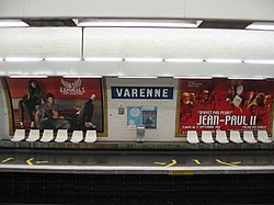 Varenne (Métro Paris)