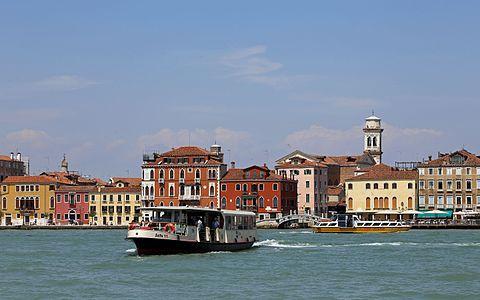 Venezia Vaporetto ACTV
