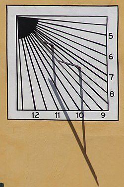 Reloj De Sol Wikipedia La Enciclopedia Libre