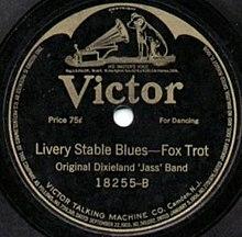 victor talking machine records