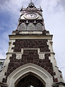 Victoria Clock Tower, Christchurch.JPG
