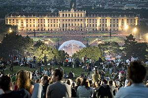 Summer Night Concert Schönbrunn Wikipedia