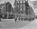 Viering van het 10 jarig bestaan van de NATO in Mainz met een militaire parade,, Bestanddeelnr 910-2732.jpg
