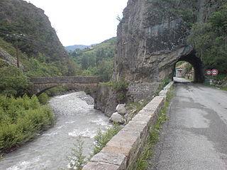 Barles Commune in Provence-Alpes-Côte dAzur, France