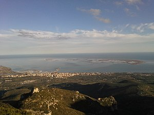 View from the top of the Montsià mountain.jpg