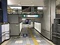 View in Shin-Nagata Station (Kobe Municipal Subway) 3.jpg