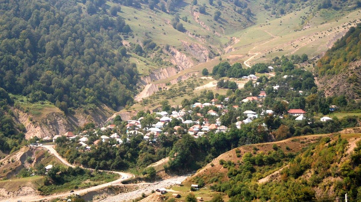 Laza, Qabala - Wikipedia
