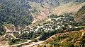 View of Laza village in Gabala District of Azerbaijan.jpg