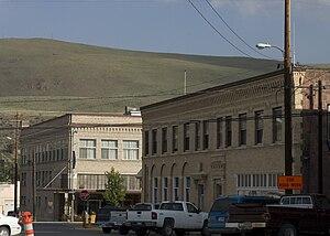 U.S. Route 97 in Washington - US 97 – SR 20 seen through Okanogan.