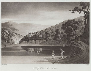 View of Tintern, Monmouthshire