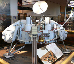 Viking 1 - Model of Viking Lander