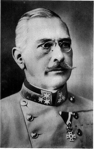 Viktor Dankl von Krasnik - Viktor Dankl von Krasnik