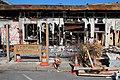 Villabé le 12 septembre 2014 - McDonalds brûlé sur l'aire d'autoroute - 05.jpg