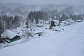 Village in snow, Koshirakura, Tōkamachi, Niigata, Japan.jpg