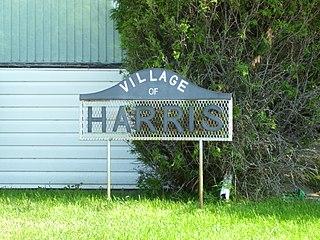 Harris, Saskatchewan Village in Saskatchewan, Canada