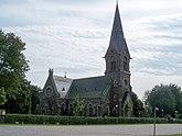 Fil:Vinbergs kyrka.jpg