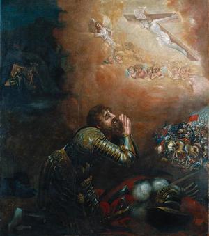 Visão de D. Afonso Henriques na batalha de Ourique