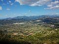 Vista des de la muntanya del Montgó.JPG