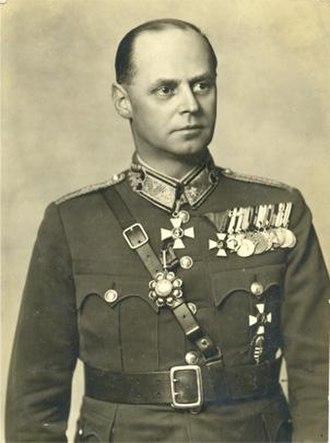 Order of Vitéz - Image: Vitéz kisbarnaki Ferenc Farkas