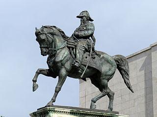 Equestrian statue of Vittorio Emanuele II