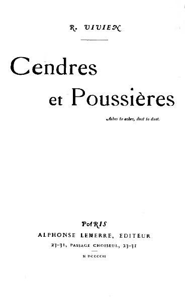 File:Vivien - Cendres et poussieres 1902.djvu