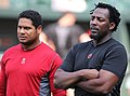 Vladimir Guerrero and Bobby Abreu on July 23, 2011.jpg