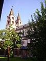 Würzburg Dom St. Kilian Kreuzgang 2.JPG