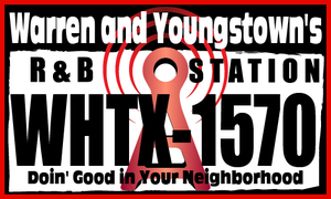 WHTX (AM) -  WHTX logo used August 2014 to October 2015