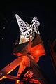 WLANL - Quistnix! - Havenmuseum - Figee walkraan (rood) bij nacht 2.jpg