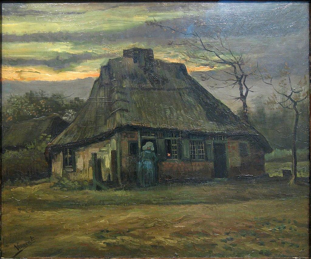 WLANL - artanonymous - De hut