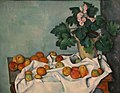 WLA metmuseum Still Life with Apples and a Pot of Primroses by Cezanne.jpg