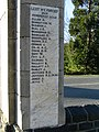 Waikouaiti war memorial plaque5.JPG