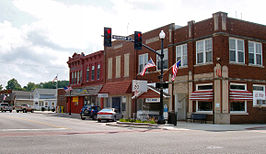 Downtown Wakarusa