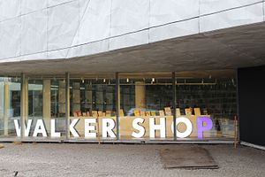Walker Art Center - Walker Shop memoriam for Prince on the first anniversary of his death